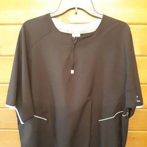 Russell Athletic Men's XL Short Sleeve Pullover